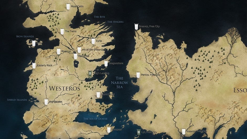 Scénario de ludification : Games of Thrones et le monde médiéval (3) | MOOC HG4